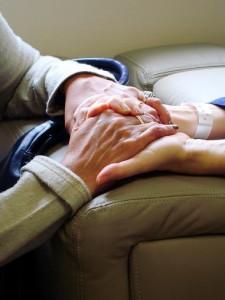 התמודדות ילדים עם קרוב משפחה חולה אלצהיימר